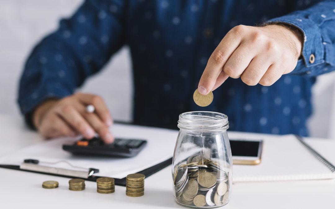 ¿Qué pasa si ahorro 100 euros al mes?